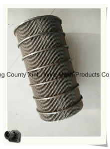 Wire Netting Filter Tube / Johnson Type Well Screen pictures & photos