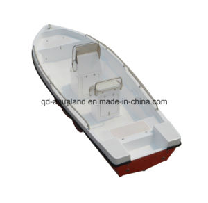 Aqualand 19feet Fiberglass Rescue Boat /Motor Boat (190) pictures & photos