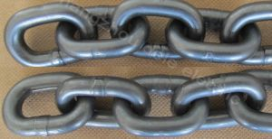 China Supplier Marine Anchor Chain G100 Chain Link pictures & photos