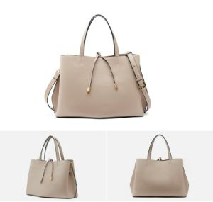 Designer Pure Color Ladies Bag Fashion Women Tote Bag pictures & photos