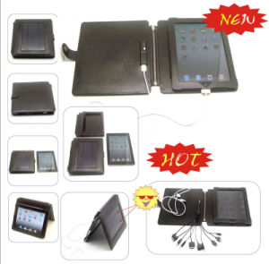Solar Charger for iPad With Mobile Adapters
