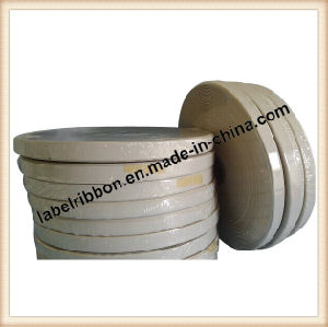 High Quality Cotton Tape for Label Printing (CC2400#) pictures & photos