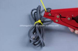 Self Locking Plastic Strap 5*250mm Plastic Cable Tie pictures & photos