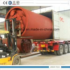 5 Ton Plasic Recycling Machine Pyrolysis Waste Plastic to Oil pictures & photos
