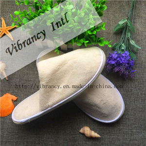Good Quality for Coral Fleece Home Slippers, Hotel Slippers pictures & photos