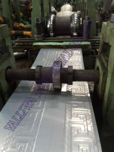 Stainless Steel Pipe with Pattern pictures & photos