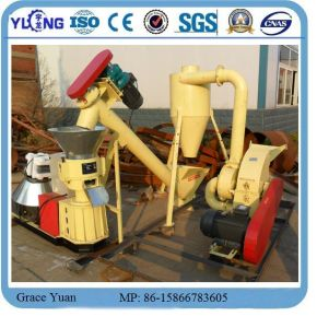 Small Biomass Wood Pellet Machine pictures & photos