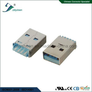 USB3.0 a/M 9p Short Body Soldering Type pictures & photos