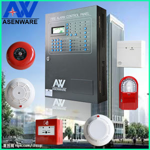 GSM Analogue Addressable Fire Alarm Panel pictures & photos