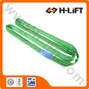 Polyester Roundsling with Capacity 2t / Lifting Round Sling pictures & photos