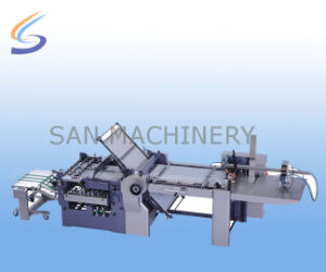 China Automatic Combination Paper Folding Machine for Sale pictures & photos