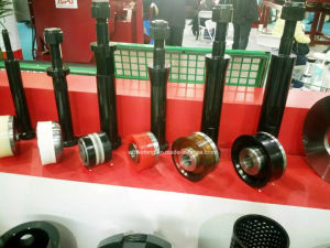 API 7k 3-Cylinder Single Acting Piston Pump with High Quality pictures & photos