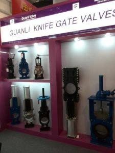 Kgd Mining Cinder Slurry Knife Gate Valve pictures & photos