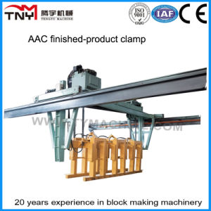 AAC Block Making Machinery Plant/Autoclave Aerated Concrete Block Making Production Line pictures & photos