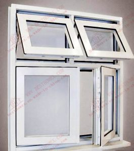 Professional Manufacturer of PVC Awning Window (BHP-CWP16) pictures & photos