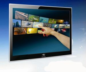 Infrared 2 Users Touch Screen/Frame for Television or Computer