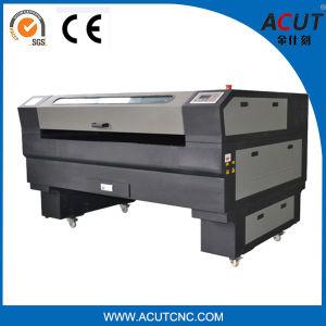 Cloth Laser Cutter CNC Cutter Machine Desktop CNC Laser Cutter pictures & photos