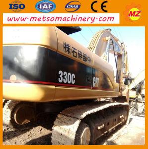 Used Caterpillar Crawler Excavator (330C) for Construction
