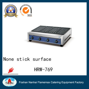 4 Head Gas Fishball Grill (HRW-769) pictures & photos