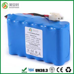10.4ah Li-ion 18650 4s4p 14.8V Battery