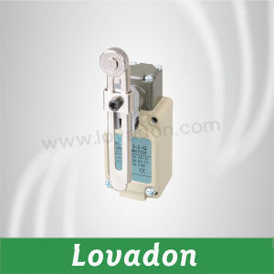 Wlca12-2-Q Aluminum Alloy Shell Double Circuit Type Limit Switch pictures & photos