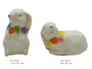 Custom Salt and Pepper Shaker (D33-03877, D33-03878)