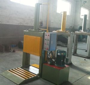 2017 CNC High Precision Bale Rubber Cutting Machine (CE/ISO9001) pictures & photos