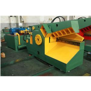 Hydraulic Scrap Metal Cuttting Machine pictures & photos