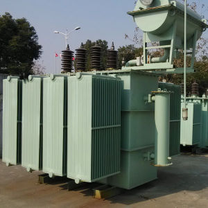 Distribution Transformer pictures & photos
