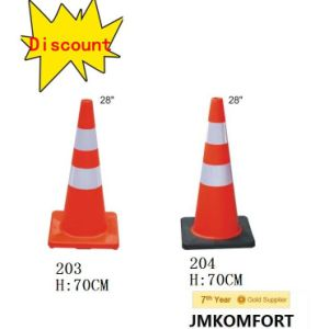 Discount Red Safety PVC Used Traffic Cone (JMC-361R) pictures & photos