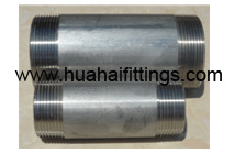 Barrel Nipple/Pipe Nipple Sch40 Ss304 NPT 2X4""