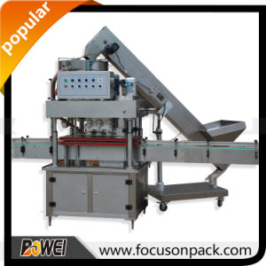 Automatic Inline Spindle Capping Machine pictures & photos