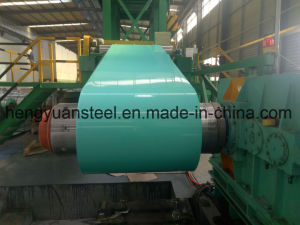 Customized Colors and Ral PPGI Prepainted Galvanised Steel Coil pictures & photos