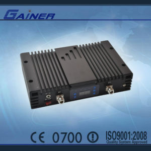 GSM and WCDMA Competitive and Professional Dual Band Intelligent Repeater