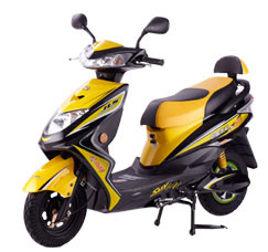 Cooling Electric Motorcycle E-Scooter 800W (HD800-JY)