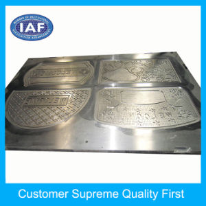 Low Price High Quality Custom Rubber Floor Mat Mould Maker pictures & photos