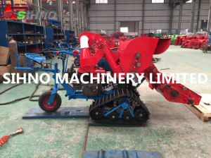 2016 China Newest 4lz-0.7mini Grain Harvester Combine pictures & photos
