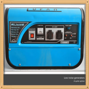 Taizhou 5kw Low Noise Home Use Standby Petrol Electric Generator Set