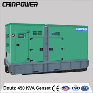 Hot Sale 450kVA Silent Diesel Generator