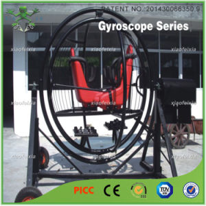 Hot Sale Double Round Sport Powerball Gyroscope pictures & photos