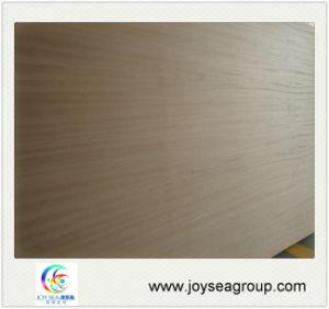 Red Walnut Veneer Poplar Core Plywood Design pictures & photos