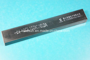 Epoxy Resin Molded in Compact Structure 200kv 0.5A High Voltage DC Rectifier pictures & photos