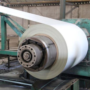 China Cheap Color Coated Steel Coil for Building