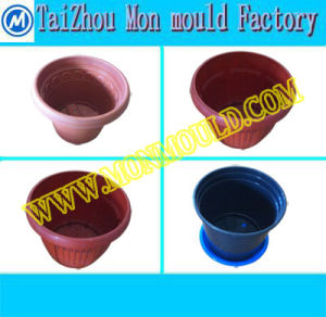 All Kinds Plastic Garden Flower Pot and Plate Mould pictures & photos