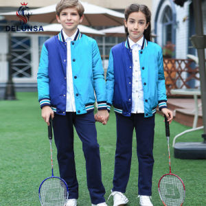 School Uniform Sport Wear Fashion School Clothes pictures & photos