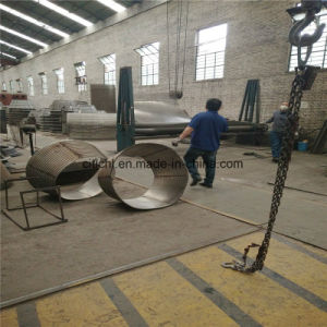 Vertical Centrifugal Coal Water Separator Machine pictures & photos
