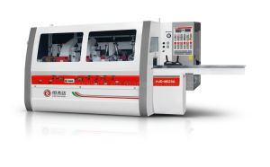 High Speed 40m/Min Four-Side Moulder Planer Woodworking Machine (HJD-M523D)
