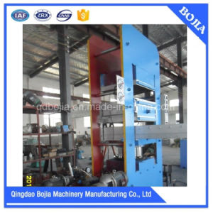 Rubber Mat Press Machine with Sliding Device pictures & photos