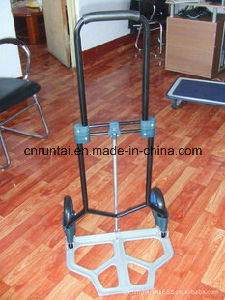 High Quality Stainless Steel Hand Trolley pictures & photos