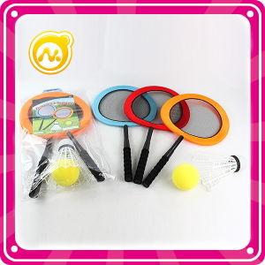 Plastic Kids Outdoor Tennis Racket Toy Set pictures & photos